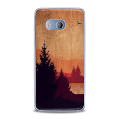 Lex Altern Sunset Landscape HTC Case