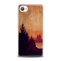 Lex Altern TPU Silicone HTC Case Sunset Landscape
