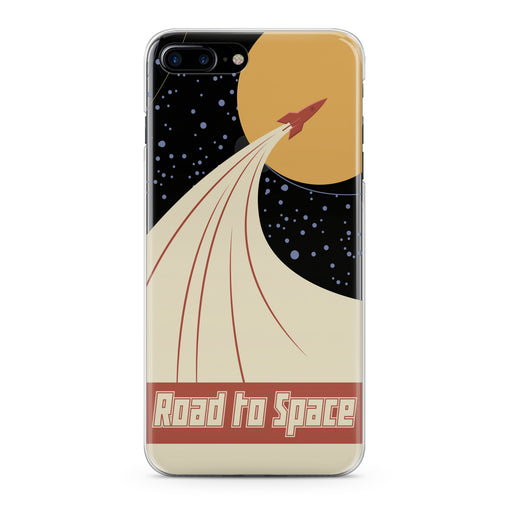 Lex Altern Space Rocket Phone Case for your iPhone & Android phone.
