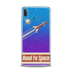 Lex Altern TPU Silicone Lenovo Case Road to Space