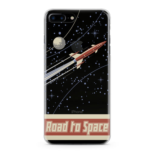 Lex Altern Road to Space Phone Case for your iPhone & Android phone.