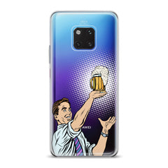 Lex Altern TPU Silicone Huawei Honor Case Beer Lover