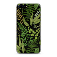 Lex Altern Green Fern Leaf Phone Case for your iPhone & Android phone.