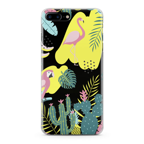 Lex Altern Tropical Birds Nature Phone Case for your iPhone & Android phone.