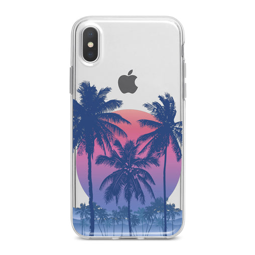 Lex Altern Tropical Landscape Phone Case for your iPhone & Android phone.