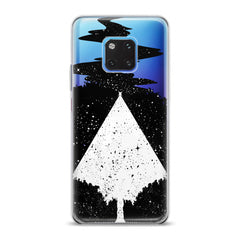 Lex Altern TPU Silicone Huawei Honor Case Abstract Mount
