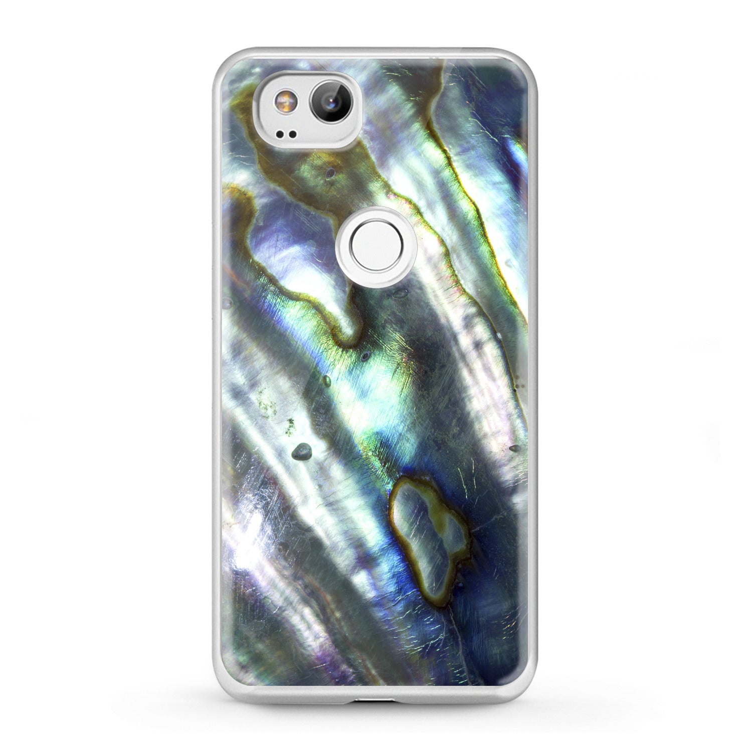 Lex Altern Google Pixel Case Iridescent Seashell