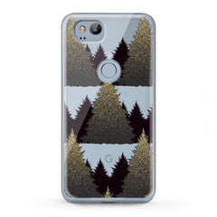 Lex Altern TPU Silicone Google Pixel Case Abstract Nature