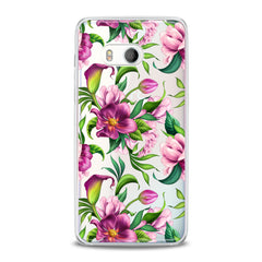 Lex Altern Garden Flowers Blossom HTC Case