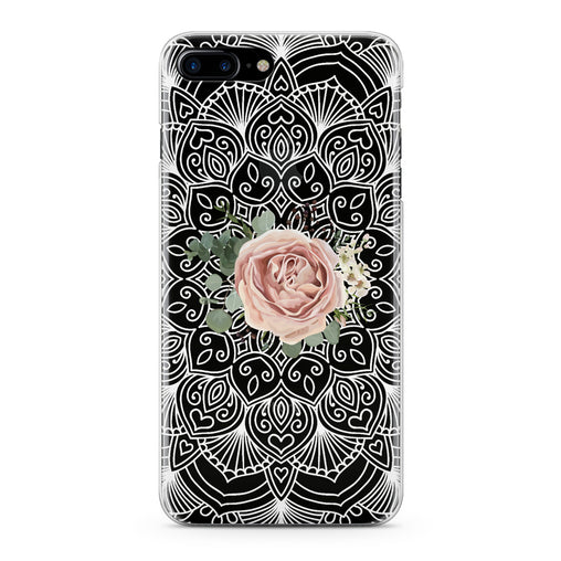 Lex Altern Pink Rose Phone Case for your iPhone & Android phone.