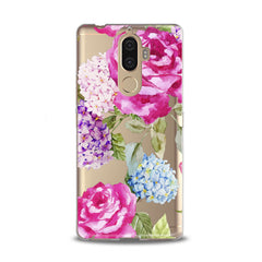 Lex Altern TPU Silicone Lenovo Case Spring Flowers Bloom