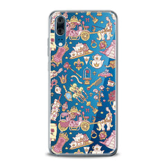 Lex Altern TPU Silicone Huawei Honor Case Princess Accessories
