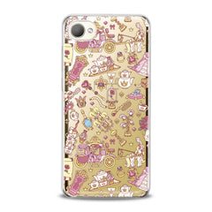 Lex Altern TPU Silicone HTC Case Princess Accessories