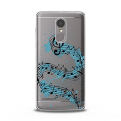Lex Altern TPU Silicone Lenovo Case Watercolor Melody