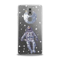 Lex Altern TPU Silicone Phone Case Space Alien