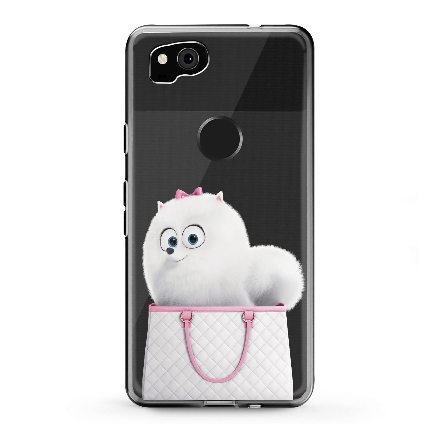 Lex Altern Google Pixel Case Fluffy Gidget