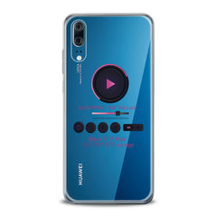 Lex Altern TPU Silicone Huawei Honor Case Kpop Music Play