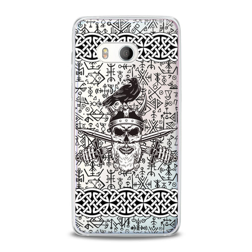 Lex Altern TPU Silicone HTC Case Dead Knight