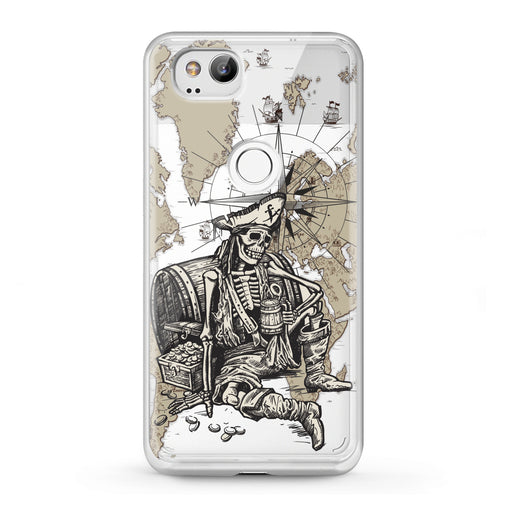 Lex Altern Google Pixel Case Dead Pirate