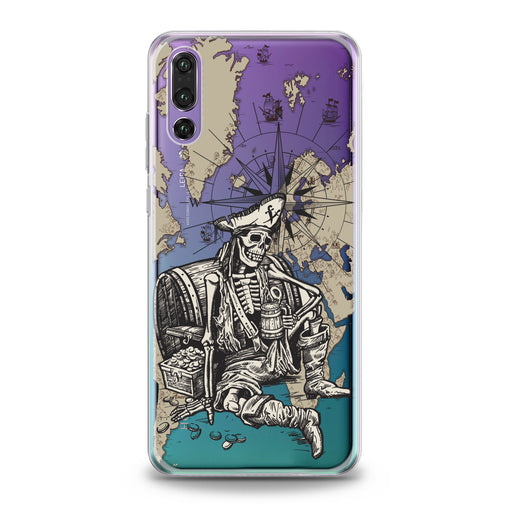 Lex Altern TPU Silicone Huawei Honor Case Dead Pirate