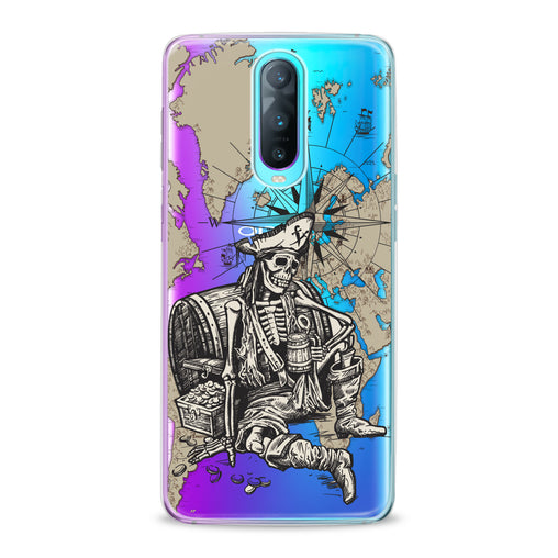 Lex Altern TPU Silicone Oppo Case Dead Pirate