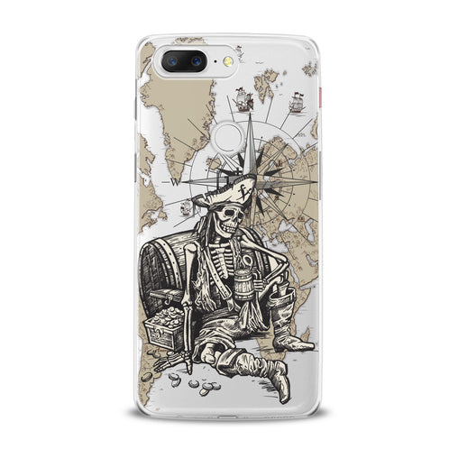 Lex Altern TPU Silicone OnePlus Case Dead Pirate