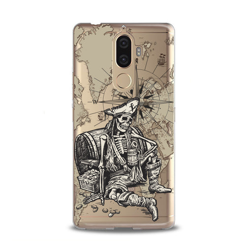 Lex Altern TPU Silicone Lenovo Case Dead Pirate