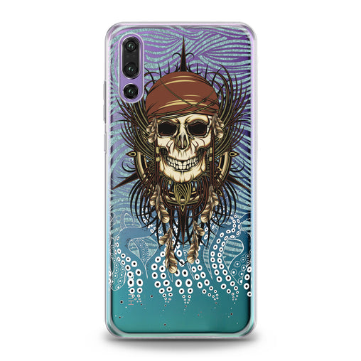 Lex Altern TPU Silicone Huawei Honor Case Sea Pirate