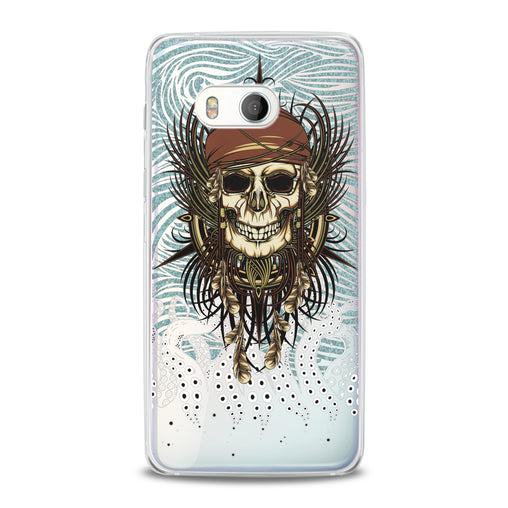 Lex Altern TPU Silicone HTC Case Sea Pirate