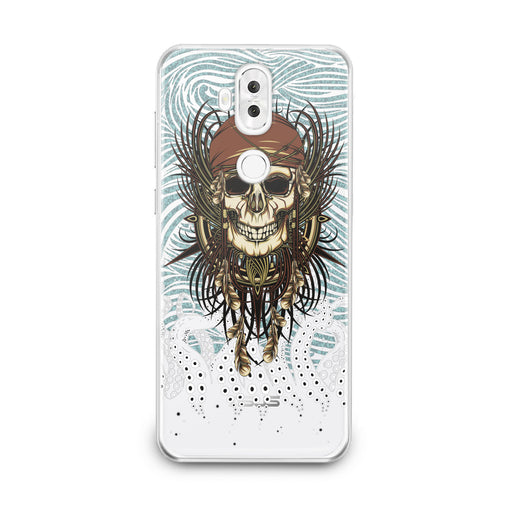 Lex Altern TPU Silicone Asus Zenfone Case Sea Pirate