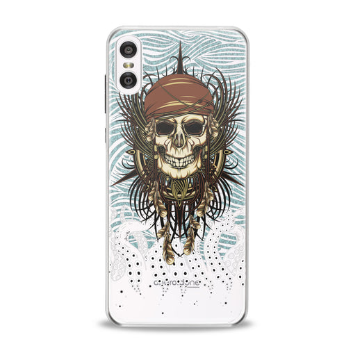 Lex Altern TPU Silicone Motorola Case Sea Pirate