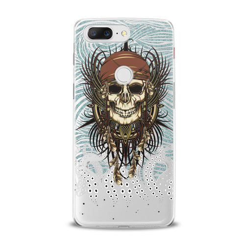 Lex Altern TPU Silicone OnePlus Case Sea Pirate