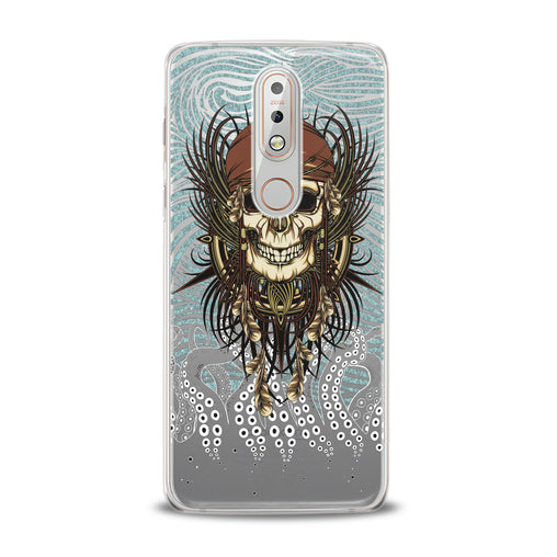 Lex Altern TPU Silicone Nokia Case Sea Pirate