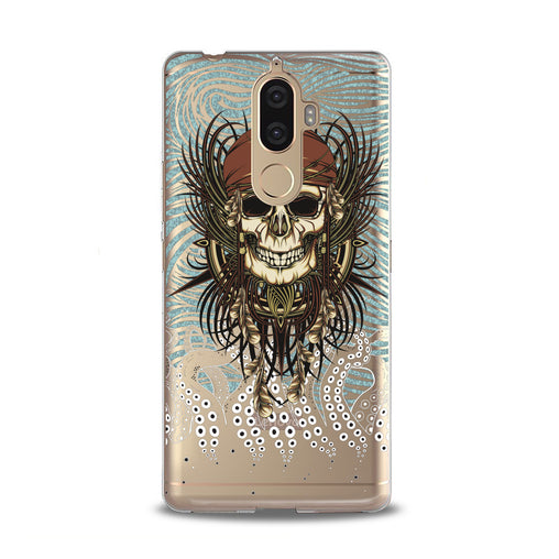 Lex Altern TPU Silicone Lenovo Case Sea Pirate