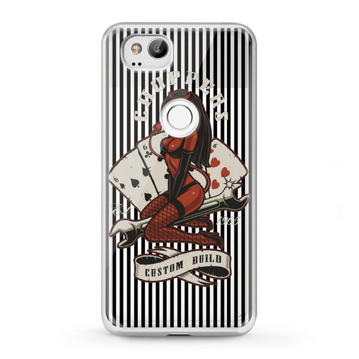 Lex Altern Google Pixel Case Devil Lady