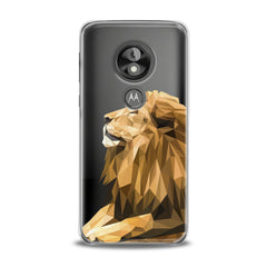 Lex Altern TPU Silicone Phone Case Lion Animal