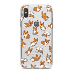 Lex Altern Love Corgi Phone Case for your iPhone & Android phone.