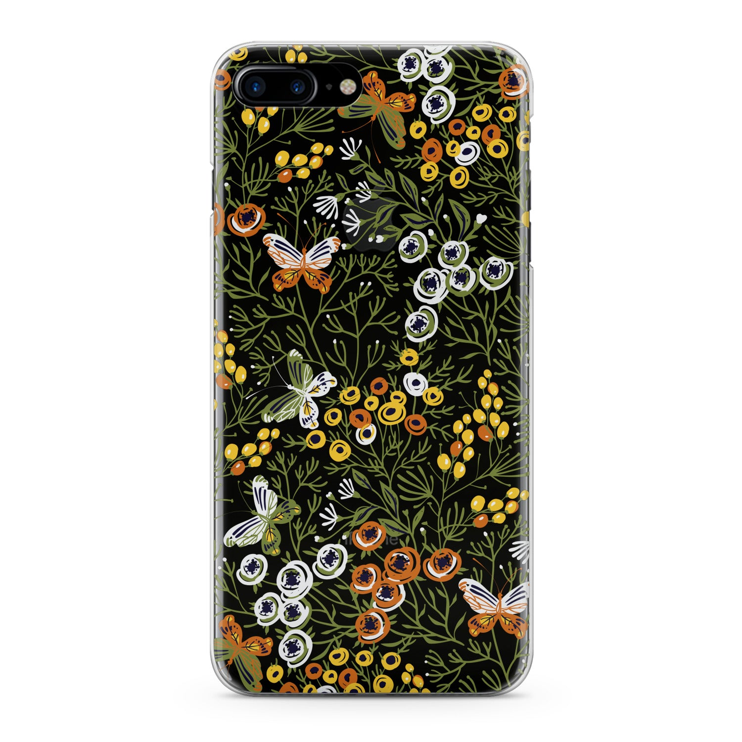Lex Altern Wild Flowers Phone Case for your iPhone & Android phone.