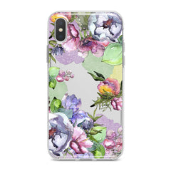 Lex Altern Watercolor Flowers Art Phone Case for your iPhone & Android phone.