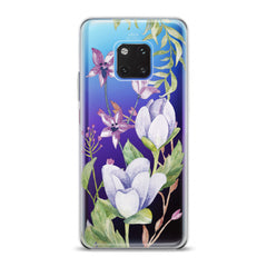 Lex Altern TPU Silicone Huawei Honor Case Spring Flowers