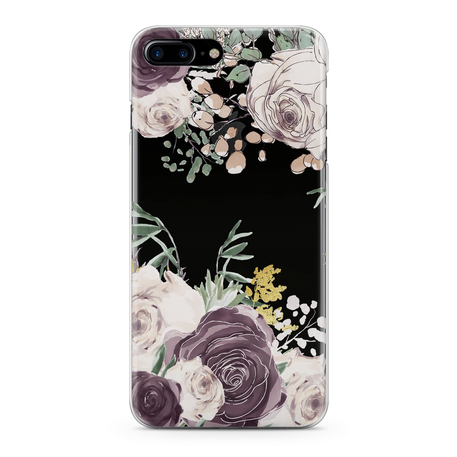Lex Altern Beige Roses Phone Case for your iPhone & Android phone.