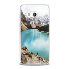 Lex Altern Painted Mountains HTC Case