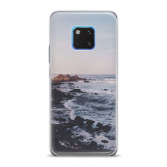 Lex Altern TPU Silicone Huawei Honor Case Sunset Sea Waves