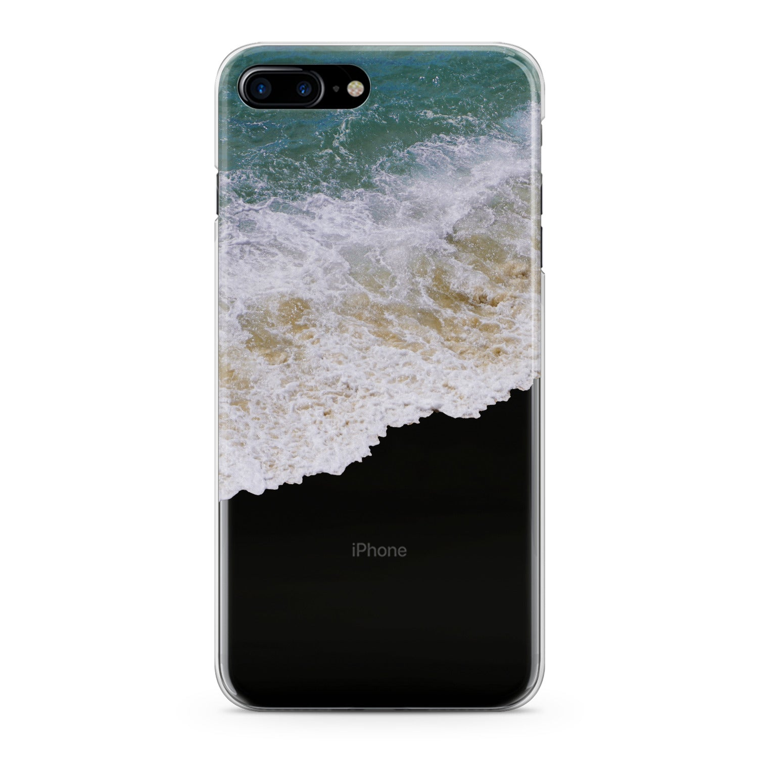 Lex Altern Summer Sea Waves Phone Case for your iPhone & Android phone.