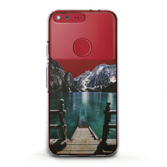 Lex Altern TPU Silicone Phone Case Night Bridge
