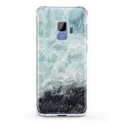 Lex Altern TPU Silicone Phone Case Sea Foam