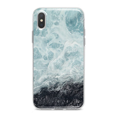Lex Altern Sea Foam Phone Case for your iPhone & Android phone.