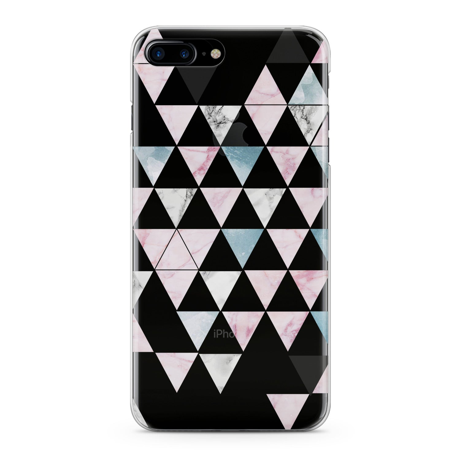 Lex Altern Triangle Print Phone Case for your iPhone & Android phone.
