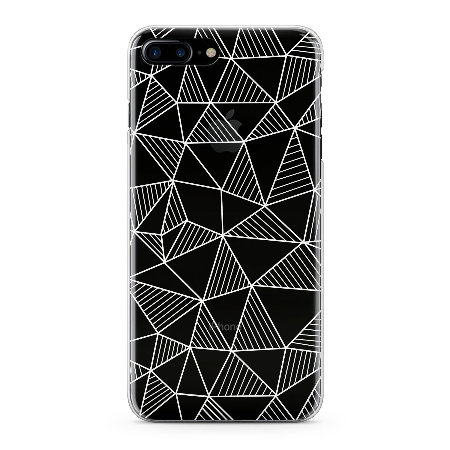 Lex Altern Triangle Geometry Phone Case for your iPhone & Android phone.