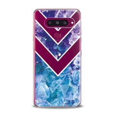 Lex Altern TPU Silicone Phone Case Crystal Print